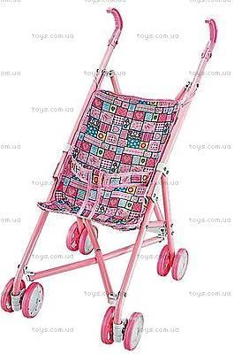 Игровая коляска-трость для куклы, PZ-5390A/FL6066-C