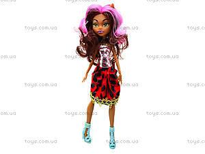 Игровая кукла для детей Monster Girl, 303A, купить
