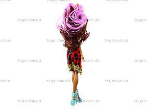 Игровая кукла для детей Monster Girl, 303A, отзывы