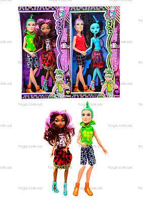 Игровая кукла для детей Monster Girl, 303A