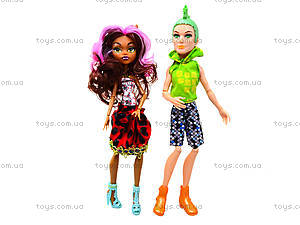 Игровая кукла для детей Monster Girl, 303A, игрушки