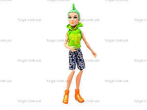 Игровая кукла для детей Monster Girl, 303A, магазин игрушек