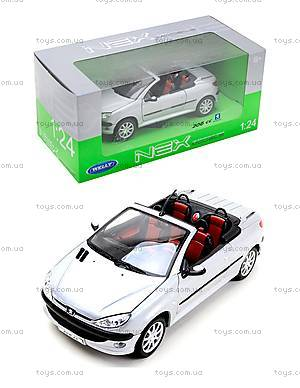 Игровая моделька Peugeot , 22413W