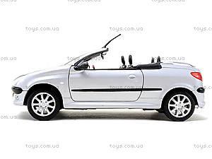 Игровая моделька Peugeot , 22413W, отзывы