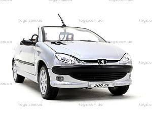 Игровая моделька Peugeot , 22413W, игрушки