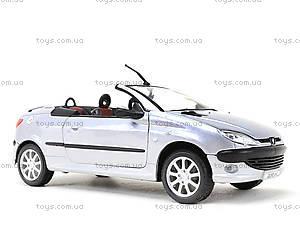 Игровая моделька Peugeot , 22413W, детские игрушки