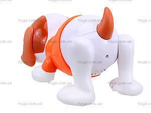 Игровая музыкальная игрушка «Собачка», 663, отзывы