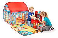 Игровая палатка Pop-it-Up «Ресторан-Магазин» с игровым ковриком, F2TO15102, купить