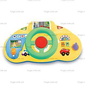 Игровая панель для детей «Автошкола», 049783