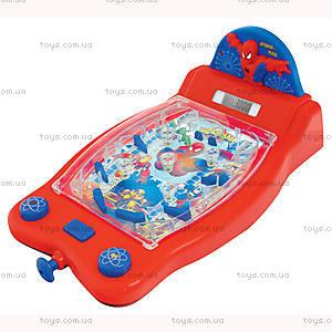 Игровая панель для детей «Пинбол Спайдермена», 043398