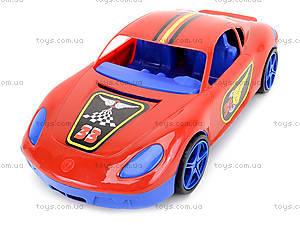 Игровая спортивная машина с наклейками, 07-702-1N, цена