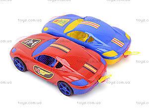 Игровая спортивная машина с наклейками, 07-702-1N, детские игрушки