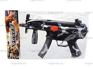 Игровой автомат-трещетка для детей, MP5K-0103, детские игрушки