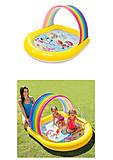 """Игровой центр-бассейн """"Радуга"""", 57156, детские игрушки"""