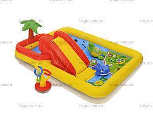 Игровой центр - горка с душем, 57454, игрушки