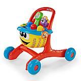 Игровой центр-ходунки «Happy Shopping», 07655.00.18, toys