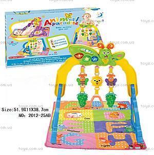 Игровой центр с погремушками на стойке, 2012-25AB