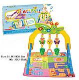Игровой центр с погремушками на стойке, 2012-25AB, фото