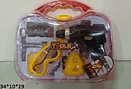 Игровой чемоданчик «Набор инструментов», T8800B, отзывы