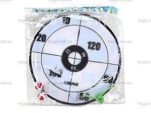 Игровой дартс на липучках, MT8628, отзывы