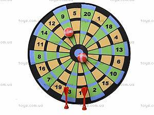 Игровой дартс на липучках для детей, HL-012B4B5B20B21, купить
