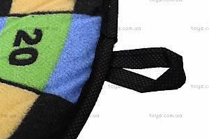 Игровой дартс на липучках для детей, HL-012B4B5B20B21, фото