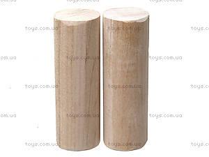 Игровой деревянный конструктор «Городок» , 8051, игрушки