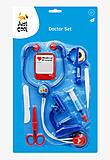 Игровой детский набор «Доктор», 1125, фото