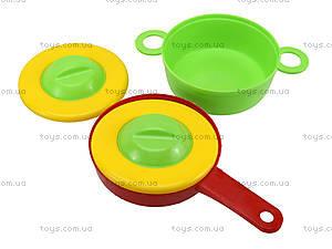 Игровой детский набор посуды, Сеген, фото
