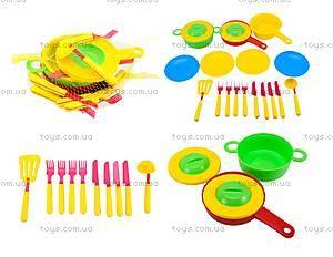 Игровой детский набор посуды, Сеген