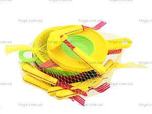 Игровой детский набор посуды, Сеген, отзывы