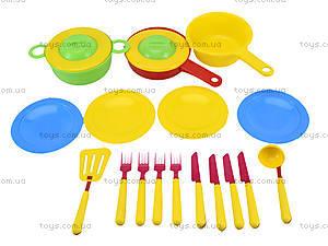 Игровой детский набор посуды, Сеген, детские игрушки