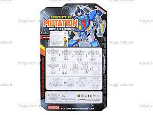 Игровой детский робот-трансформер, 311, отзывы
