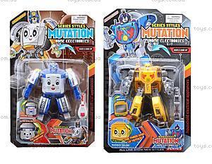 Игровой детский робот-трансформер, 311, цена