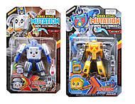 Игровой детский робот-трансформер, 311, фото