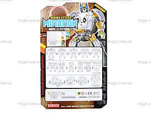 Игровой детский робот-трансформер, 311, игрушки