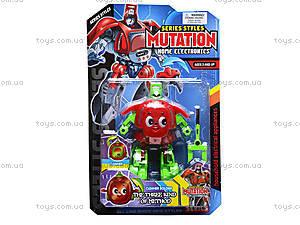 Игровой детский робот-трансформер, 311, детские игрушки