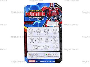 Игровой детский робот-трансформер, 311, магазин игрушек