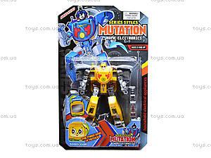 Игровой детский робот-трансформер, 311, toys.com.ua