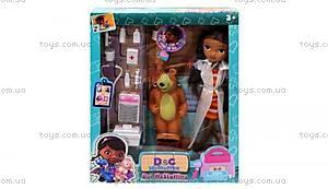 Игровой докторский набор с куклой «Доктор Плюшева», 8900-4