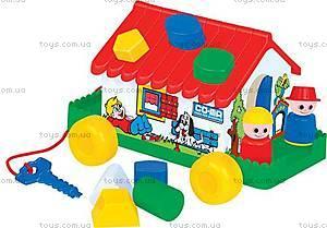 Развивающая игрушка «Игровой дом», 6202
