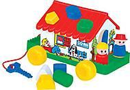 Развивающая игрушка «Игровой дом», 6202, фото