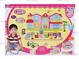 Игровой домик для куклы, SL32588D, фото