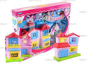 Игровой домик для куклы, SL32588D