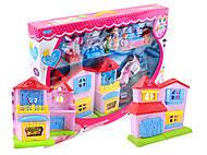 Игровой домик для куклы, SL32588D, набор