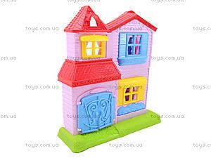Игровой домик для куклы, SL32588D, игрушки