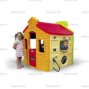 Игровой домик Little Tikes 4 в 1 «Супергородок», 444C00060
