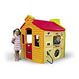 Игровой домик Little Tikes 4 в 1 «Супергородок», 444C00060, фото