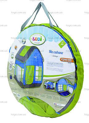 Игровой домик LUDI «Cottage», 5210, купить