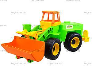 Игровой экскаватор с набором для песка, 39158, іграшки